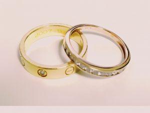 御徒町指輪
